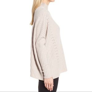 Nordstrom Signature Sweaters - NWOT Nordstrom Signature Ribbed Cashmere Sweater
